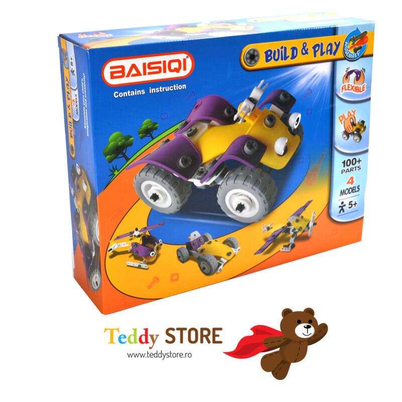 Set constructie masina lego 4 modele teddy store - Modele lego gratuit ...
